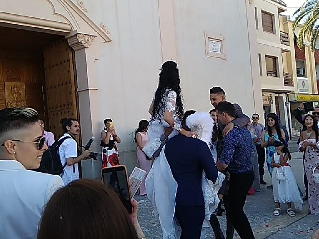La boda de Juan y Lorena en San Javier, Murcia 8
