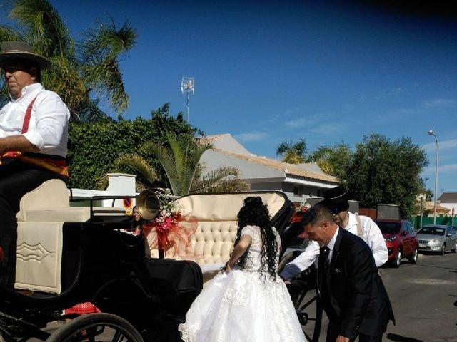 La boda de Juan y Lorena en San Javier, Murcia 15