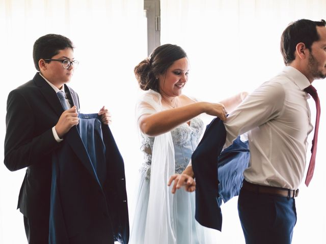 La boda de Daniel y Paola en Madrid, Madrid 20