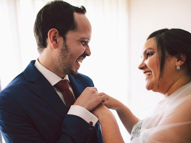 La boda de Daniel y Paola en Madrid, Madrid 35