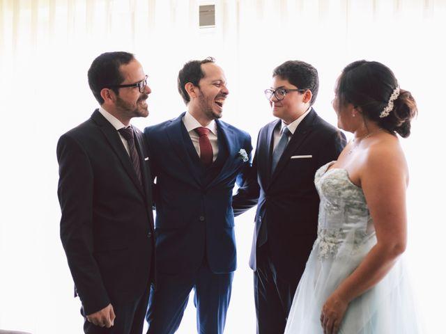 La boda de Daniel y Paola en Madrid, Madrid 37
