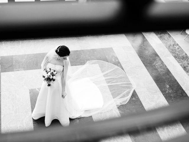 La boda de Daniel y Paola en Madrid, Madrid 69