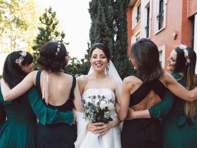 La boda de Daniel y Paola en Madrid, Madrid 73