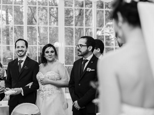 La boda de Daniel y Paola en Madrid, Madrid 81