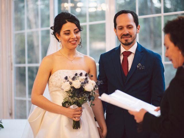 La boda de Daniel y Paola en Madrid, Madrid 86