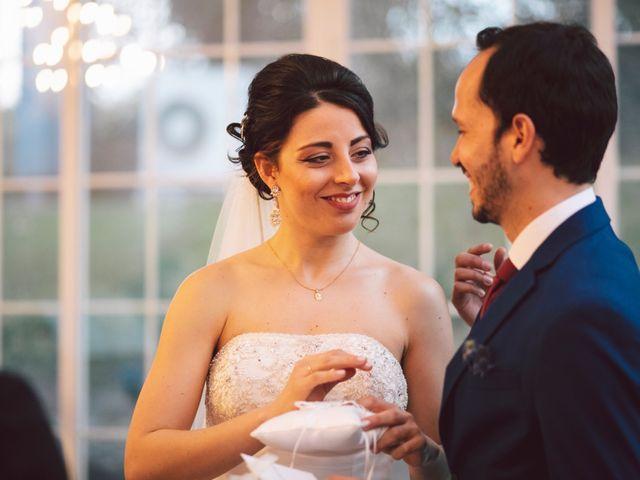 La boda de Daniel y Paola en Madrid, Madrid 87