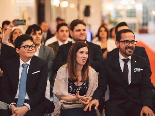 La boda de Daniel y Paola en Madrid, Madrid 88