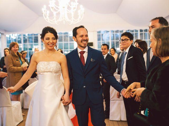 La boda de Daniel y Paola en Madrid, Madrid 91