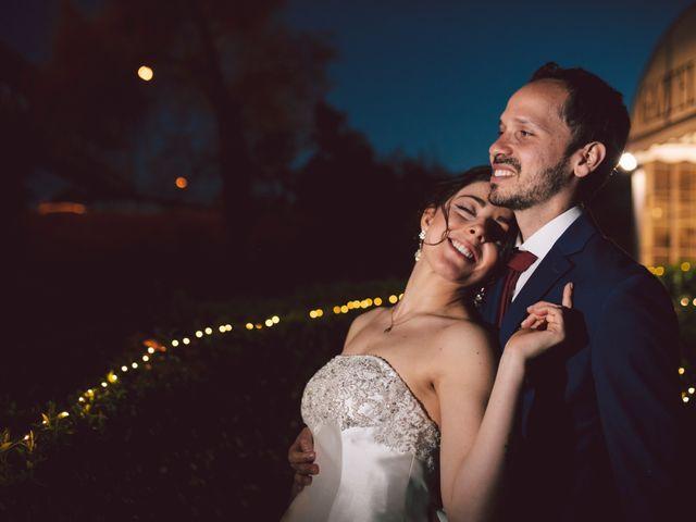 La boda de Daniel y Paola en Madrid, Madrid 96