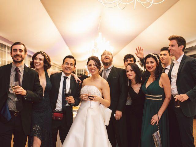 La boda de Daniel y Paola en Madrid, Madrid 98
