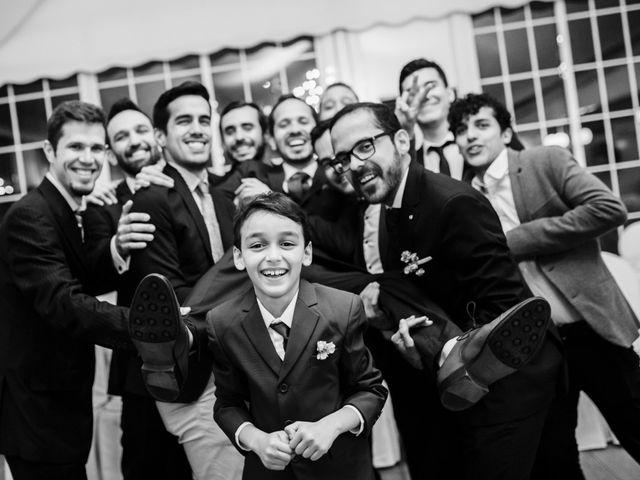 La boda de Daniel y Paola en Madrid, Madrid 102