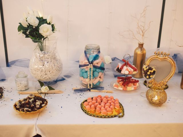 La boda de Daniel y Paola en Madrid, Madrid 104