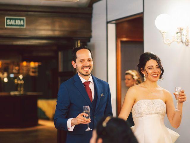 La boda de Daniel y Paola en Madrid, Madrid 113