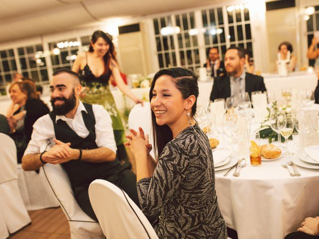La boda de Daniel y Paola en Madrid, Madrid 114