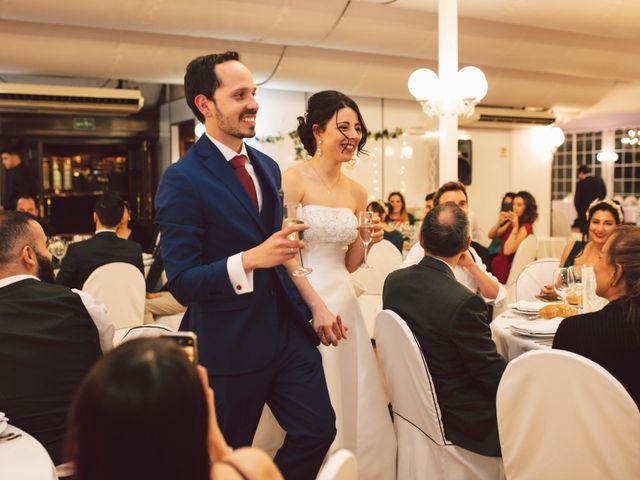 La boda de Daniel y Paola en Madrid, Madrid 115