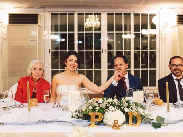 La boda de Daniel y Paola en Madrid, Madrid 116