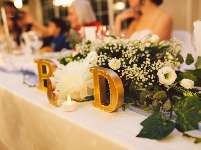 La boda de Daniel y Paola en Madrid, Madrid 117