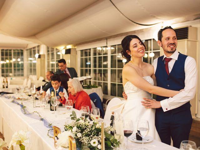 La boda de Daniel y Paola en Madrid, Madrid 121