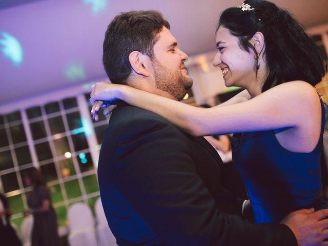 La boda de Daniel y Paola en Madrid, Madrid 147