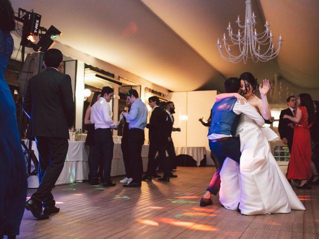La boda de Daniel y Paola en Madrid, Madrid 149