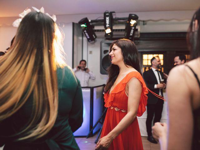 La boda de Daniel y Paola en Madrid, Madrid 156