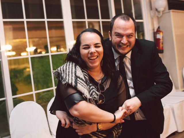 La boda de Daniel y Paola en Madrid, Madrid 161