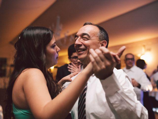 La boda de Daniel y Paola en Madrid, Madrid 168