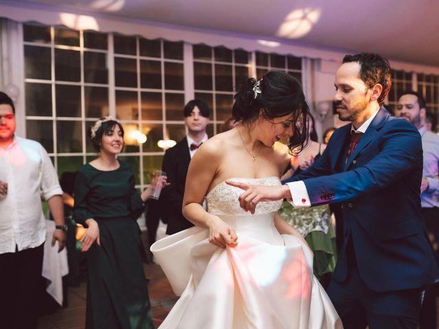La boda de Daniel y Paola en Madrid, Madrid 170