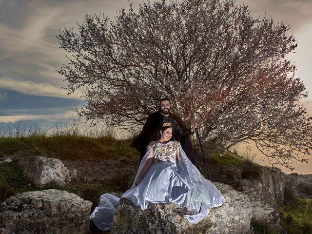 La boda de Álvaro y Sheila en Olias Del Rey, Toledo 13