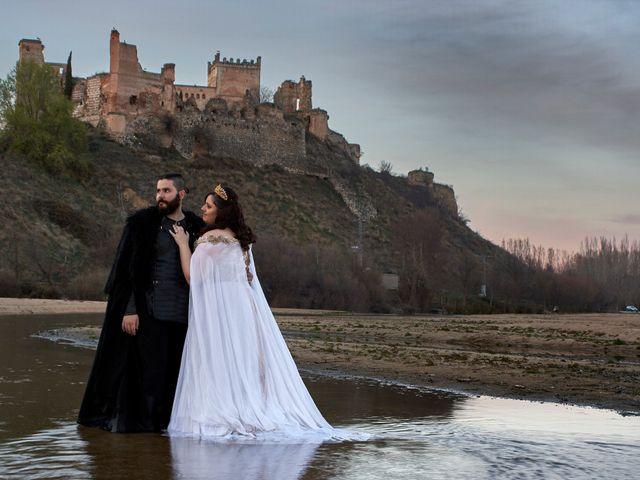 La boda de Álvaro y Sheila en Olias Del Rey, Toledo 14