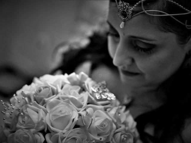 La boda de Álvaro y Sheila en Olias Del Rey, Toledo 15