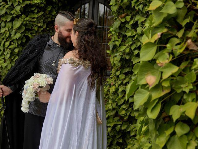 La boda de Álvaro y Sheila en Olias Del Rey, Toledo 17