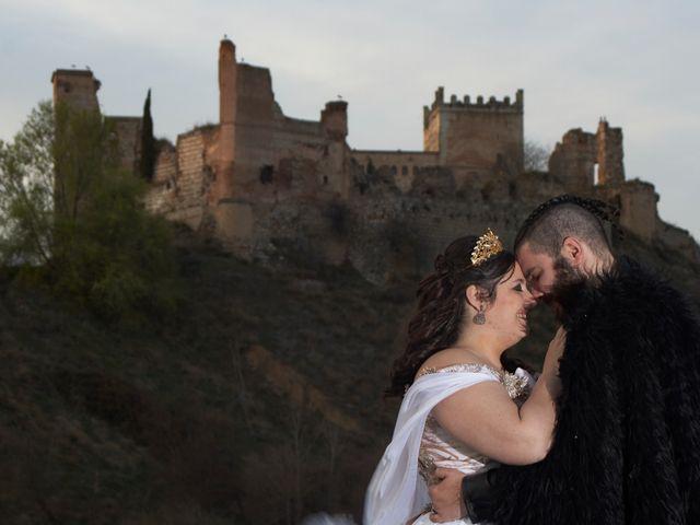La boda de Álvaro y Sheila en Olias Del Rey, Toledo 18