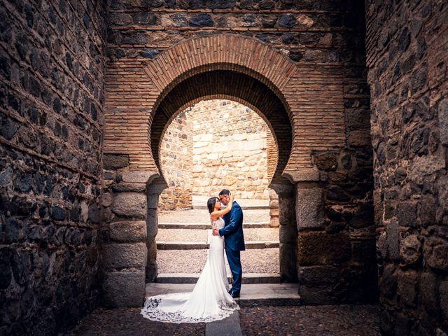 La boda de Quique y Sheila en Mora, Toledo 1
