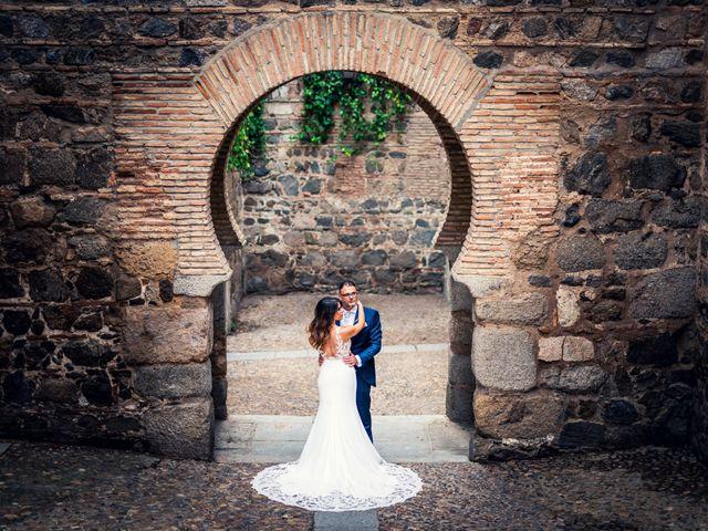 La boda de Quique y Sheila en Mora, Toledo 4