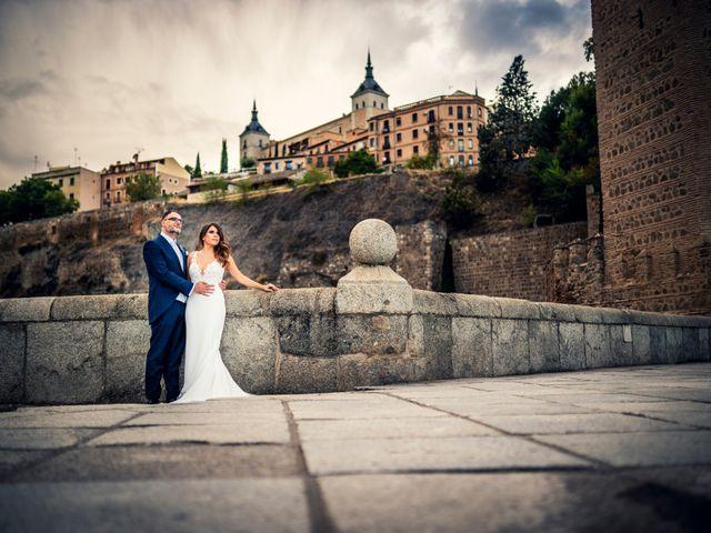 La boda de Quique y Sheila en Mora, Toledo 6