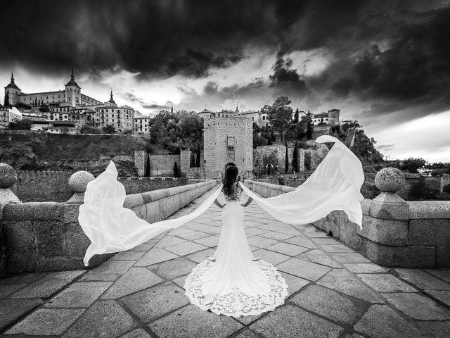 La boda de Quique y Sheila en Mora, Toledo 2