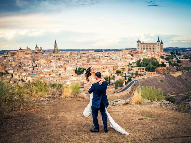 La boda de Quique y Sheila en Mora, Toledo 7