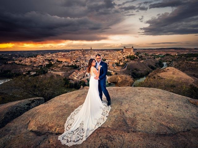 La boda de Quique y Sheila en Mora, Toledo 11