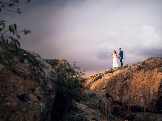 La boda de Quique y Sheila en Mora, Toledo 12