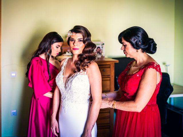 La boda de Quique y Sheila en Mora, Toledo 25