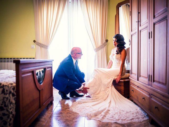 La boda de Quique y Sheila en Mora, Toledo 26