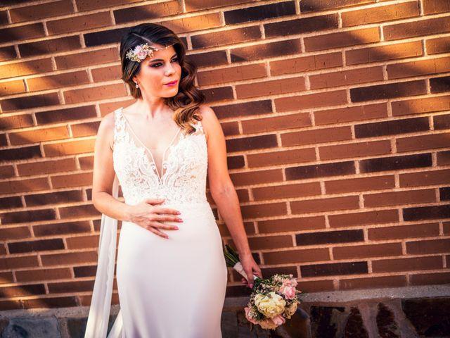 La boda de Quique y Sheila en Mora, Toledo 34