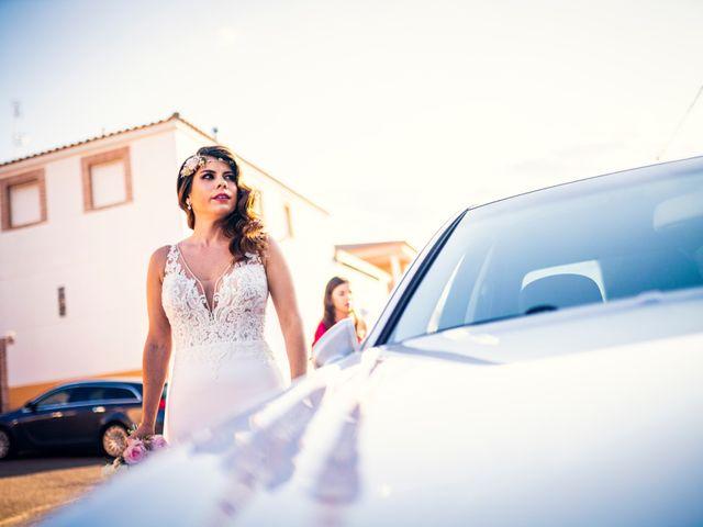 La boda de Quique y Sheila en Mora, Toledo 42