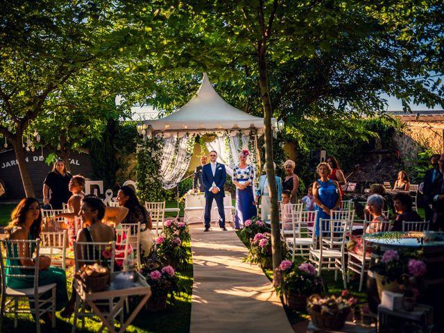 La boda de Quique y Sheila en Mora, Toledo 43