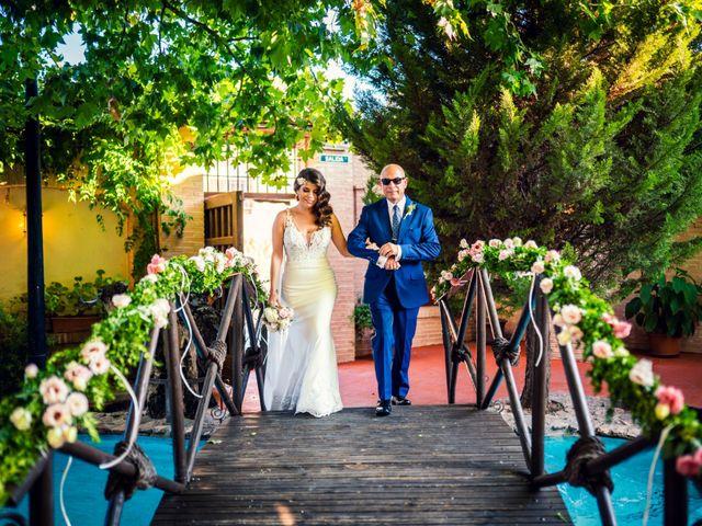 La boda de Quique y Sheila en Mora, Toledo 44