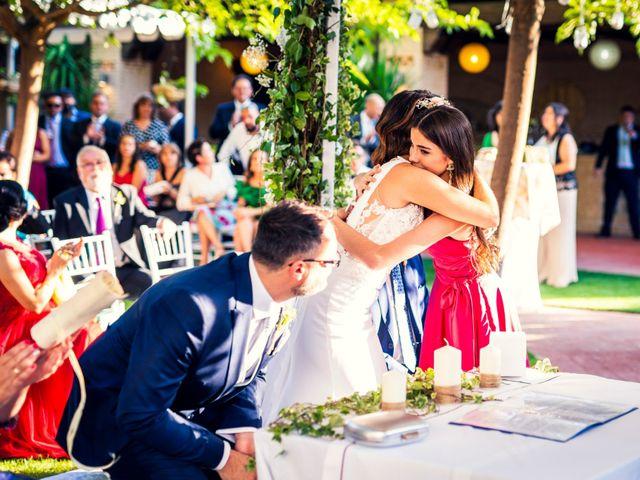 La boda de Quique y Sheila en Mora, Toledo 50