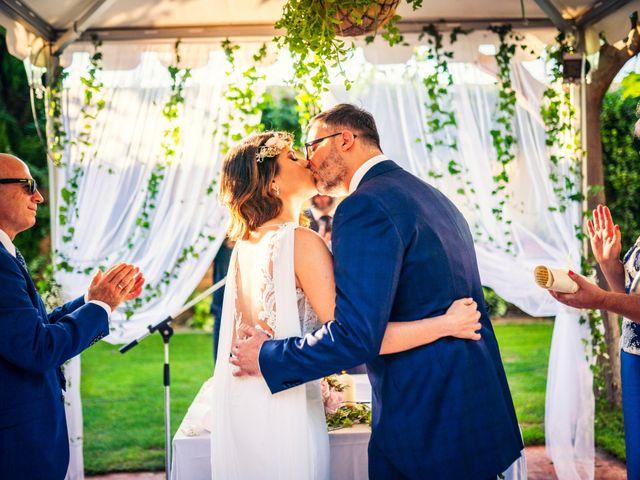 La boda de Quique y Sheila en Mora, Toledo 56