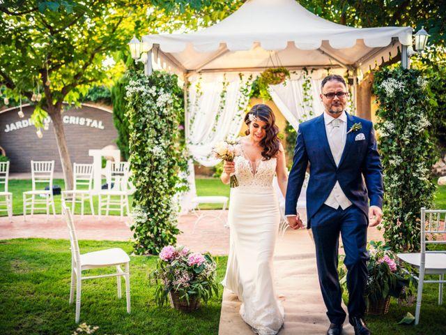 La boda de Quique y Sheila en Mora, Toledo 59