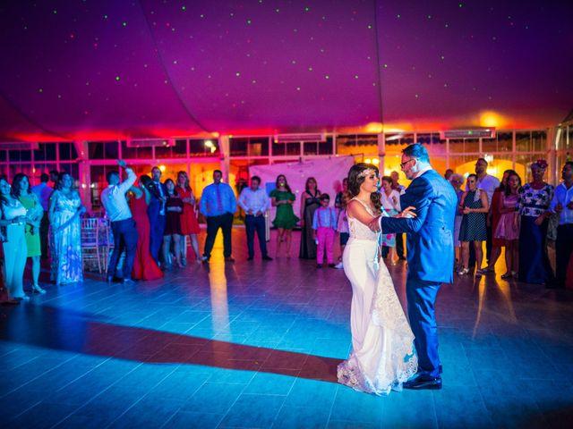 La boda de Quique y Sheila en Mora, Toledo 99